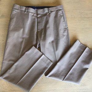 Men's Banana Republic Non-Iron Tailored Slim Pants